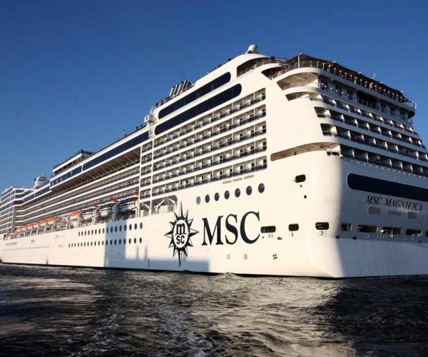 Nave MSC MAGNIFICA