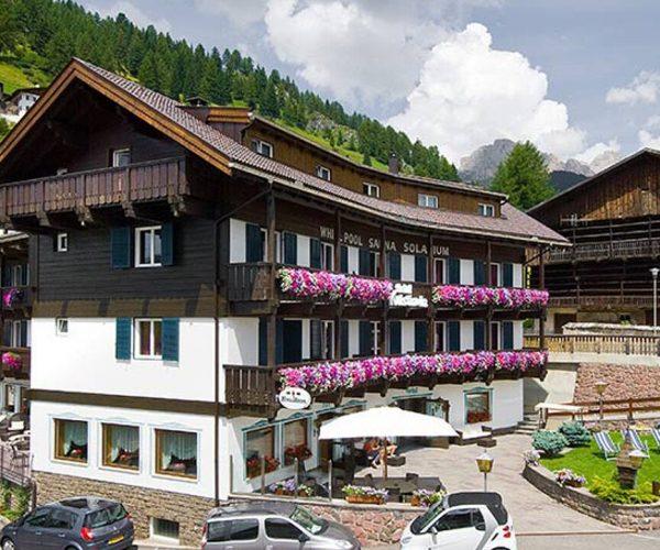 SELVA VAL GARDENA HOTEL KRISTIANIA